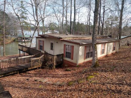 (04) Lake Martin Single Residential Family Home - 263 Lemaster Road Eclectic