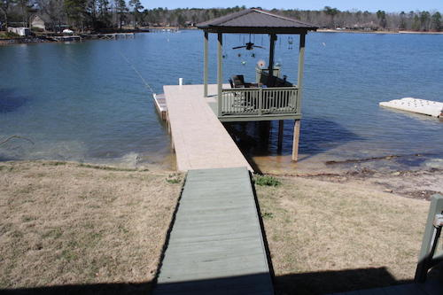 (08) Lake Martin Waterfront Lakehouse - 562 cove drive eclectic alabama