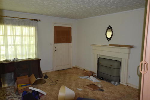 (12) Starter Residential Home Eclectic - 4036 Claude Road